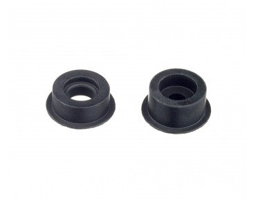 ROSE pump rubbers for Twin Valve pump head black
