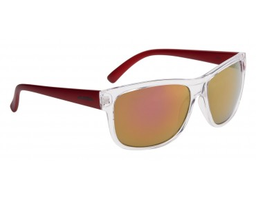ALPINA HEINY glasses transparent.red/red mirror