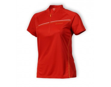 ziener CAYELA women's jersey red