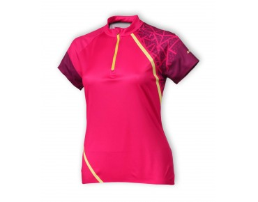 ziener CHANGA women's jersey teaberry