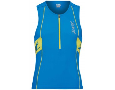 ZOOT PERFORMANCE 15 Tri-Tank zoot blue/sub atomic yellow