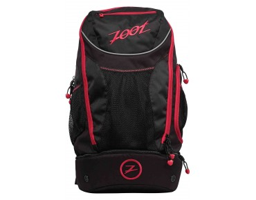 ZOOT TRANSITION 2.0 Rucksack black/punch