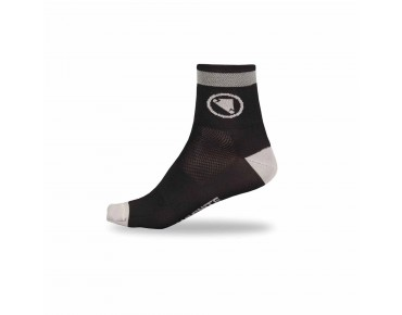 ENDURA LUMINITE socks twin pack black