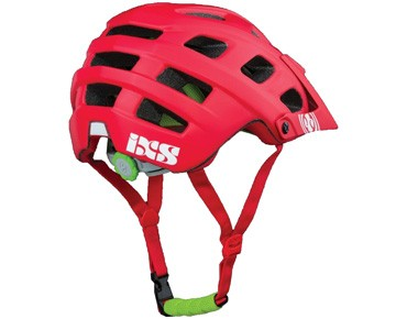 IXS TRAIL RS helmet red