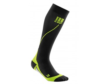 cep RUN 2.0 compression socks black/green