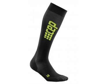 cep RUN ULTRALIGHT women's compression socks black/green