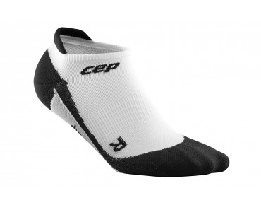 cep NO SHOW socks white/black