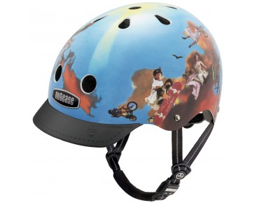 nutcase GEN 3 BMX helmet Cloud Nine