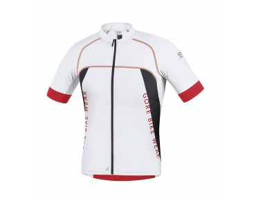 GORE BIKE WEAR ALP-X PRO Jersey white/black