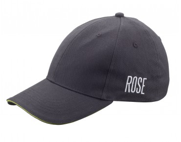 ROSE CYCLE YOUR WAY cap dark grey