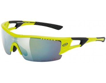 NORTHWAVE TOUR PRO - set occhiali yellow flou/black
