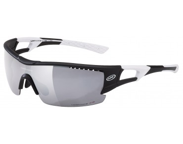 NORTHWAVE TOUR PRO glasses set black/white