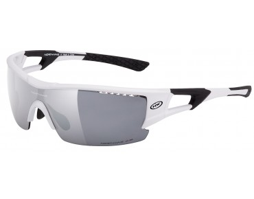 NORTHWAVE TOUR PRO glasses set white/black