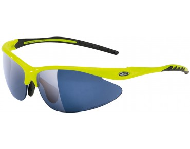 NORTHWAVE TEAM - set occhiali yellow flou/black