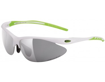 NORTHWAVE TEAM - set occhiali white/green lime