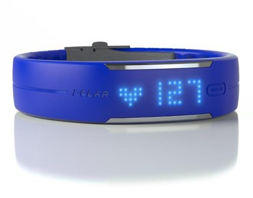 Polar Loop Activity Tracker Armband misty blue