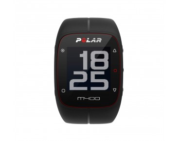 Polar M400 Trainingsuhr black