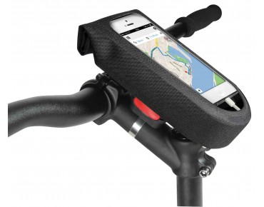 KLICKfix DURATEX PLUS smartphone handlebar bag black