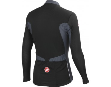 Castelli PROLOGO 4 long-sleeved jersey black/turbulence/white