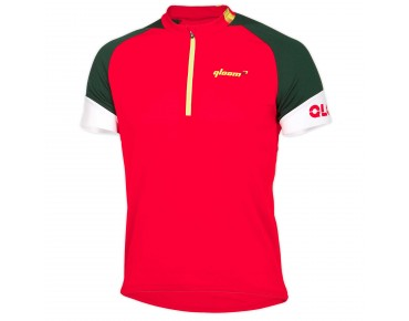 qloom NINGALOO Bikeshirt rubin red