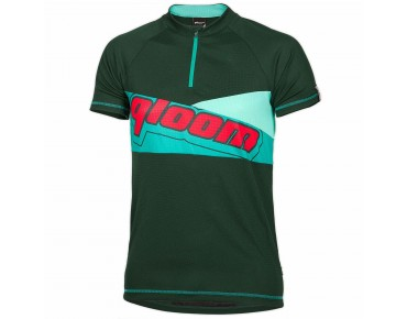 qloom CAIRNS Bikeshirt pine
