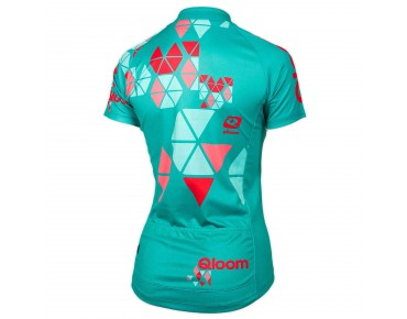 qloom OSPREY BAY women's bike shirt Ocean
