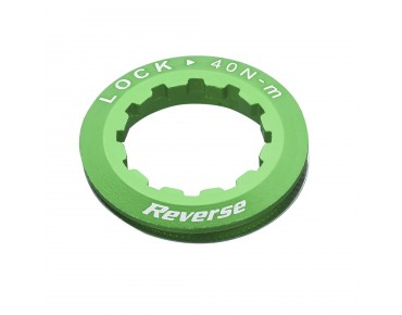 Reverse cassette lock ring light green
