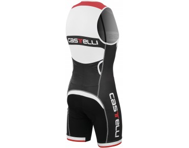 Castelli CORE trisuit black-white