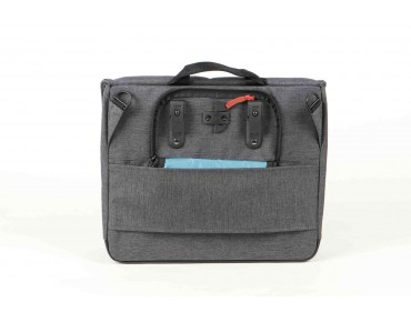 NORCO FINSBURY pannier tweed grey