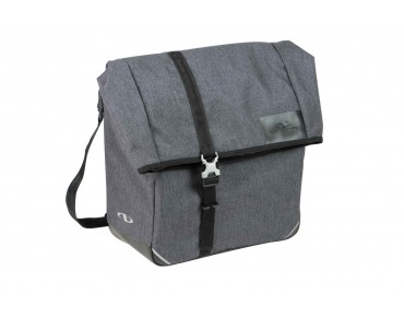 NORCO NEWBURY CITY pannier tweed grey