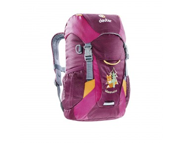 deuter WALDFUCHS kids' backpack blackberry-magenta