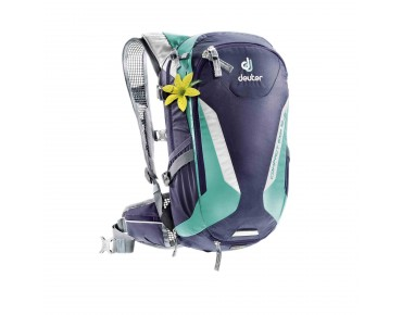 deuter COMPACT EXP 10 SL women's backpack blueberry-mint