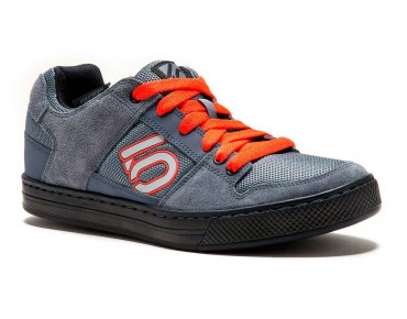 FIVE TEN FREERIDER Flat Pedal Schuhe dark grey/orange