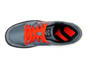 FIVE TEN FREERIDER - scarpe MTB flat dark grey/orange