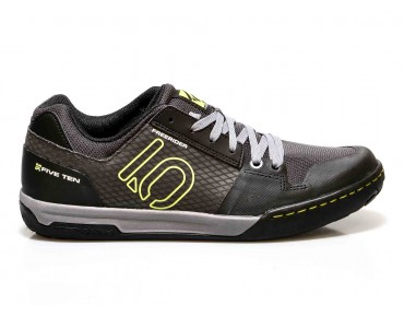 FIVE TEN FREERIDER CONTACT flat pedal shoes black/lime punch