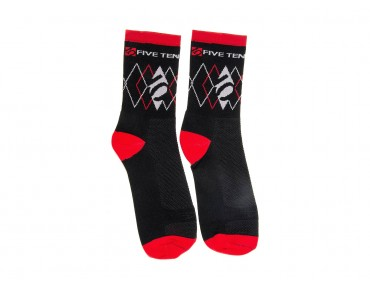 FIVE TEN 5.10 Socken black/red