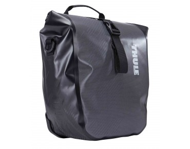 Thule Pack 'n Pedal SHIELD PANNIER SMALL pannier set, 14 l Small dark shadow