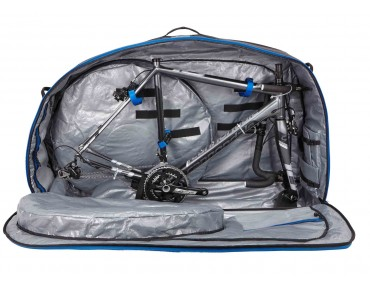 Thule RoundTrip Traveler softshell bike bag black