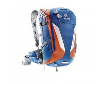 deuter COMPACT EXP 12 backpack steel-papaya