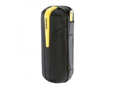 Topeak CagePak Flaschenhalter-Box black/yellow