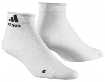 adidas adizero socks white/black