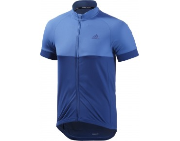 adidas response team jersey bright royal/collegiate royal/black