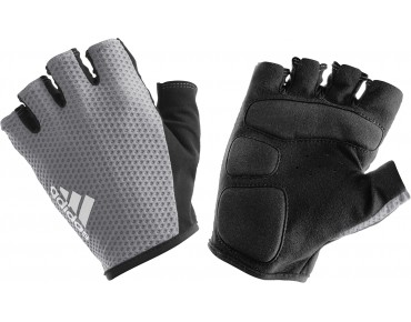 adidas response team Handschuhe black/grey