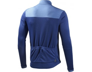 adidas response long-sleeved jersey collegiate royal/lucky blue s15