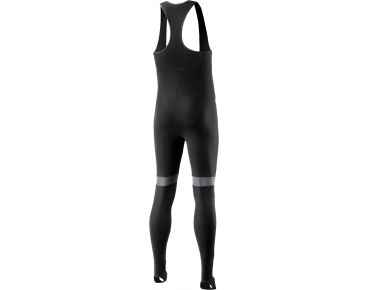 adidas infinity thermal bib tights (without seat pad) black