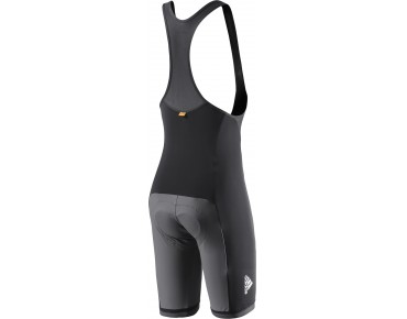 adidas supernova women's bib shorts dark grey/vista grey