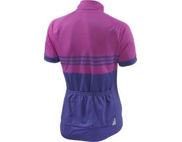 adidas response team women's jersey light flash pink S15/nicht flash s15/black