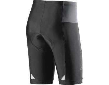 adidas response team women's cycling shorts black/grey