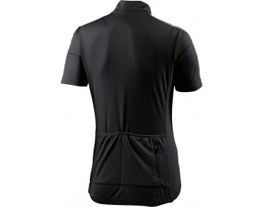 adidas trail race women's jersey black