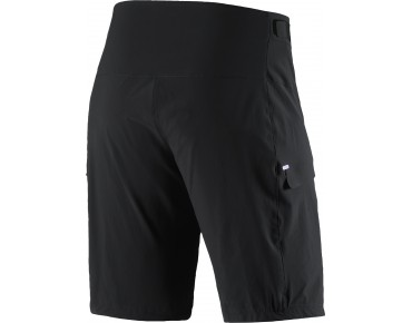 adidas trail race women's bike shorts dark grey